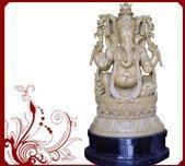 Buy cheap Hindu God Ganesha Idol from wholesalers