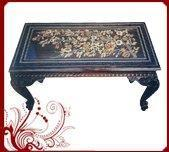 Buy cheap Rosewood Teapoy Flower Design Inlaid from wholesalers