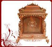 Buy cheap Rosewood Carved Temple For Home product