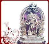 Buy cheap Sandalwood Products Sandalwood Dancing Shiva statue from wholesalers