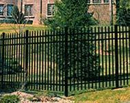 Buy cheap Residential Ornamental Aluminum Fence from wholesalers