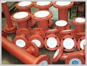 Buy cheap PTFE LINED PIPE & FITTINGS from wholesalers