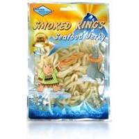 Buy cheap Calamari Jerky Smoked Rings product