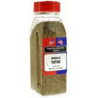 Buy cheap Thyme Whole 7 oz. by American Quality Spice from wholesalers
