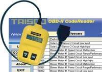Buy cheap Diagnostic Code Scanners EOBD from wholesalers