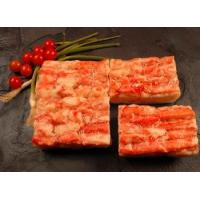 Buy cheap King Crab Meat 4 x 500 g from wholesalers