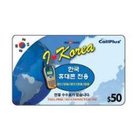 Buy cheap LocusI Love Korea Calling Card (Cell Phone) from wholesalers