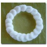 Buy cheap 4 inch Circle Whip Cream Rings Wax Toppings from wholesalers