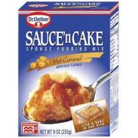 Buy cheap Dr.Oetker Sauce'n Cake Hot Caramel Sponge Pudding Mix 9oz. from wholesalers