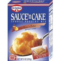 Buy cheap Dr.Oetker Sauce'n Cake Hot Rum'n Butter Sponge Pudding Mix 9oz. from wholesalers