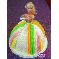 Buy cheap King's- 2.2 Pounds Princess Cake from wholesalers