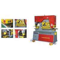 Buy cheap Q35Y SERIES HYDRAULIC MULTI-PURPOSE IRONWORKERS from wholesalers
