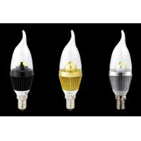 Buy cheap DIMMABLE 3W LED CANDLE BULB (360 ) from wholesalers