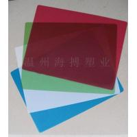 Buy cheap PP plastic sheet HBP-01 from Wholesalers