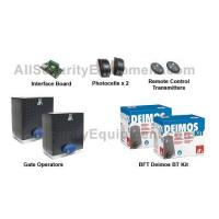Buy cheap BFT Deimos BT Dual Residential Slide Gate Operator Kit from wholesalers