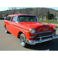 Buy cheap 1955 Chevrolet Bel Air 2 Door Nomad Wagon from wholesalers