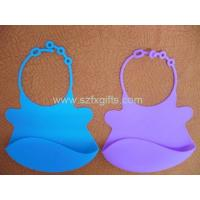 Buy cheap silicone baby waterproof bib,New Discovery from wholesalers