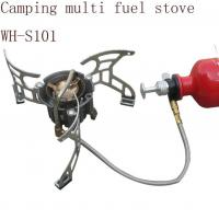 WH-S101 camping multi fuel stove