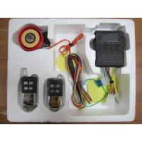 Buy cheap The Motorcycle Alarm System from wholesalers