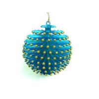 Buy cheap Acrylic/Plastic Ornaments 3D Spiky Ball(273222BL) from wholesalers