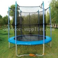 Buy cheap Safey net big trampoline from wholesalers