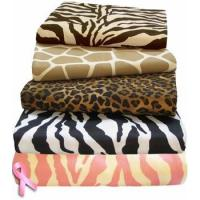 Buy cheap Safari Collection XL Twin Animal Print Comforter Set by Scent-Sation, Inc. from wholesalers