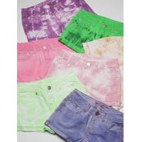 Buy cheap Girl's tie dyed short from wholesalers