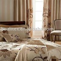 Buy cheap 100% Polyester Duvet Cover Set Slub Faux Silk from wholesalers