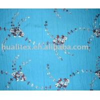 Buy cheap 100% polyester slub curtain fabric from wholesalers