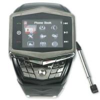 Buy cheap GD910 Quad Band Bluetooth Wrist Watch Keypad Mobile Phone from wholesalers
