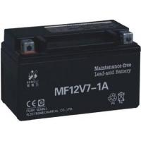 Buy cheap Mootorcyle Battery 12-MF-7-1A product