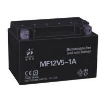 Buy cheap Mootorcyle Battery 12-MF-5-1A from wholesalers