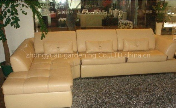 Modern corner sofa set for living room of zhejiangsofa b11