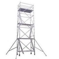 Buy cheap aluminum scaffolding towers from Wholesalers