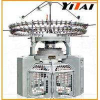 Buy cheap Double Interlock Circular Knitting Machine YTW-C from wholesalers