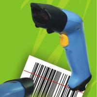Buy cheap Barcode Scanner XC-210+Laser from wholesalers