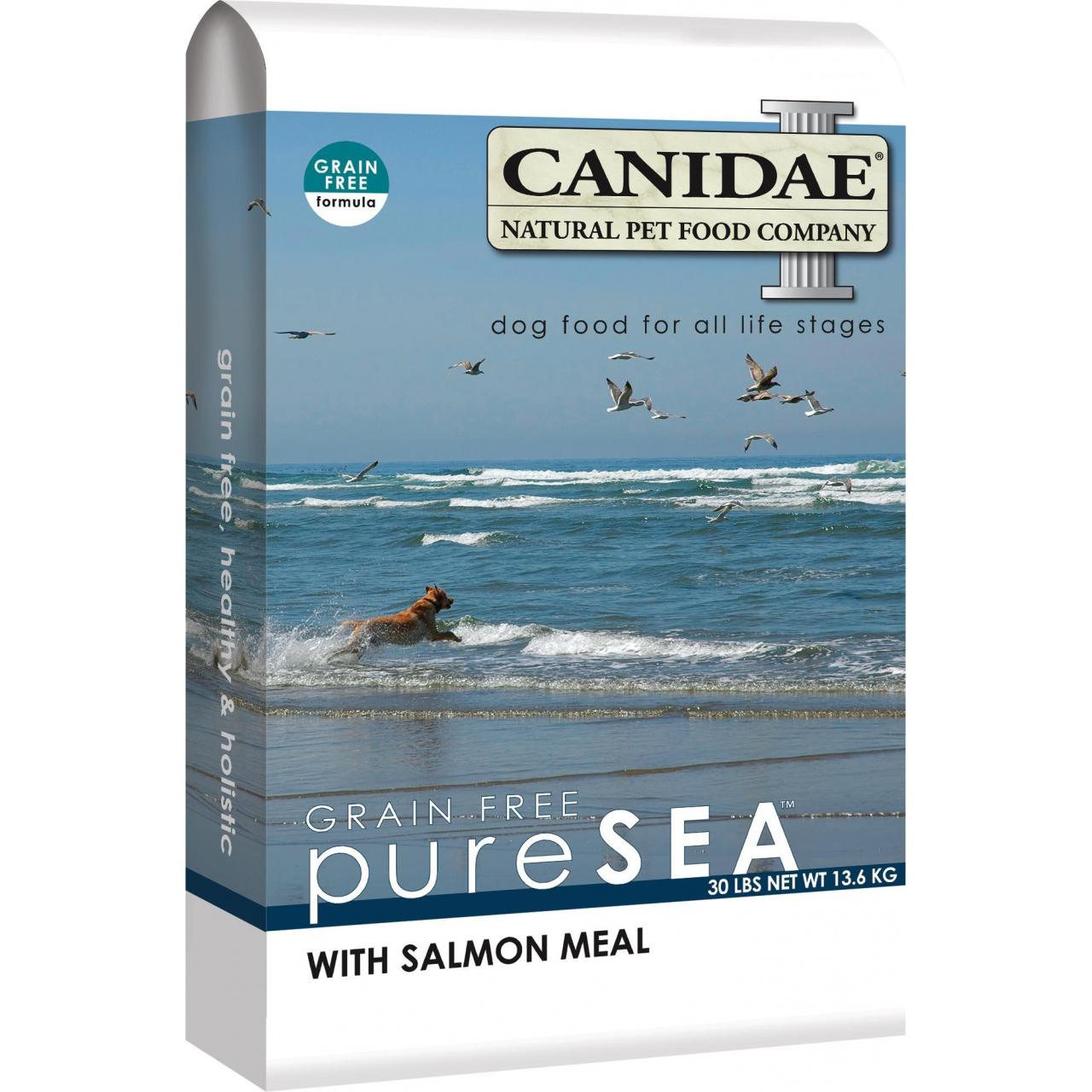 Buy cheap CANIDAE Grain Free PURE Sea Dry Formula Dog Food from wholesalers