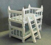 Buy cheap Bedrooms Bunk Beds, White RB0023 from wholesalers