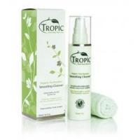 Buy cheap New Products Tropic Skincare Smoothing Cleanser with Organic Bamboo Cloth 120ml from wholesalers