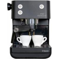 Buy cheap Semi-Automatic Espresso Machines Saeco Via Venezia Coffee Machine Black from wholesalers