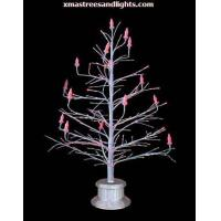 Buy cheap Fiber Optic Twig Tree With LED In Candles from wholesalers