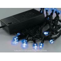 Buy cheap 20L Blue LED Battery Operated Light from wholesalers