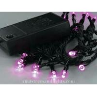 Buy cheap 20L Pink LED Battery Operated Light from wholesalers