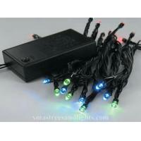 Buy cheap 20L Multicolor LED Battery Operated Light from wholesalers
