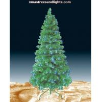 Buy cheap Green Pre-lit Tree With Blue LED from wholesalers