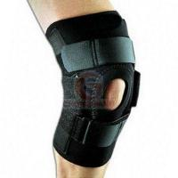Buy cheap Neoprene Sports Support Neoprene Knee Support Brace with wrap from wholesalers