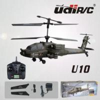Buy cheap U10 2.4G R&C Remote control ABS Green Helicopter Aero modeling product