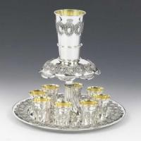 Buy cheap Judaica Kiddush Fountain For 8 from wholesalers