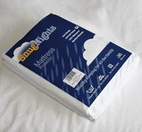 Buy cheap Snugnights Mattress Protector 140x190 Double from wholesalers
