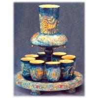 Buy cheap Judaica Oriental Tabletop Fountain Set from wholesalers